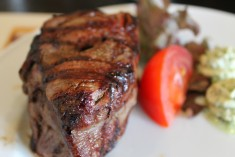 Only a few tables left for Steak Night on 28 March